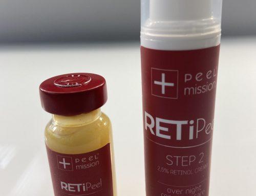 Reti Peel – dwa etapy do pięknej skóry