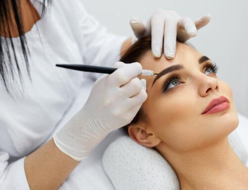 Makijaż permanentny brwi – którą technikę wybrać, aby zagęścić brwi?